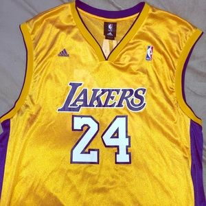 Authentic Kobe Bryant Jersey.
